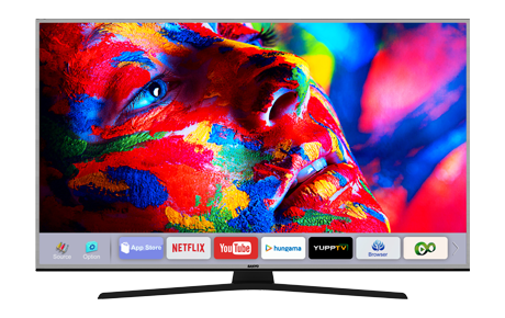 55 Ultra HD TV - SANYO India